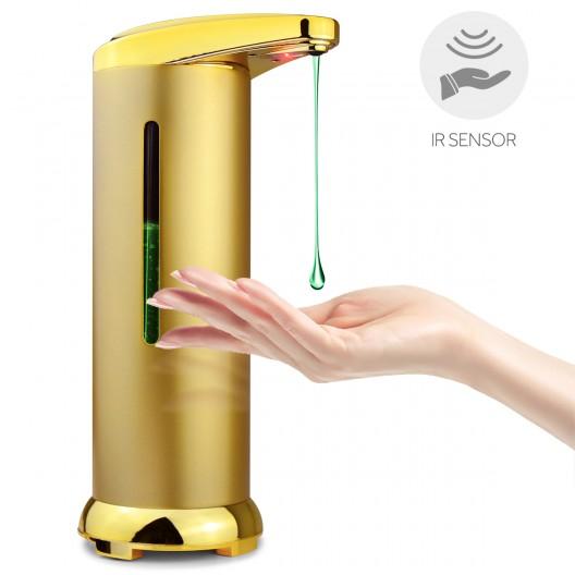 Automatische Zeepdispenser Goud